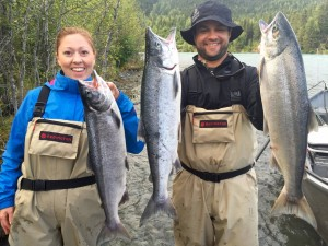sockeye salmon limit